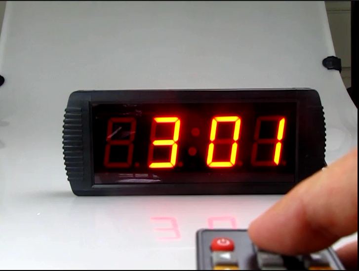 Led Digital Clocks Digital Timers Large Countdown Timers